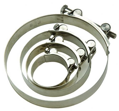 Hose clamp (nominal hose size & type)